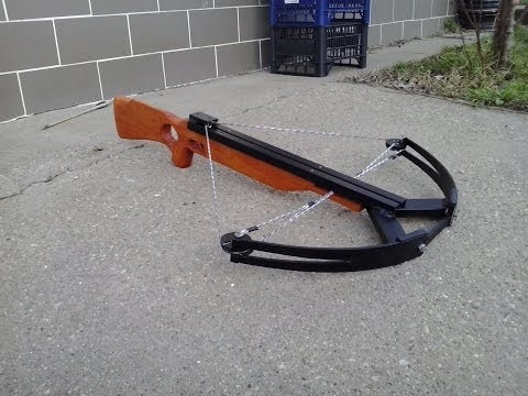 My home made compound crossbow 2.0