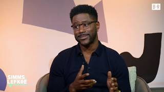 Nate Burleson on Calvin Johnson's Crazy Bench Presses | Simms & Lefkoe: The Show Extended Interview