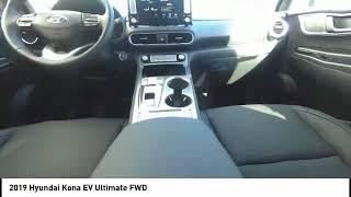 2019 Hyundai Kona EV TEMECULA MURRIETA MENIFEE HEMET CORONA ESCONDIDO 190636T