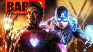 Rap Sacrifícios (Homem de Ferro, Capitão América)(...) // Monstro Interior Ft. Lendários // TK RAPS