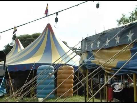 Circo Pantanal -- TV Informativo