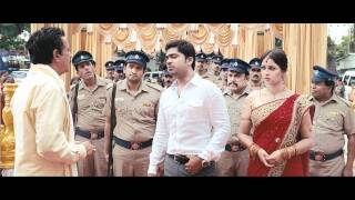 Osthe - Osthe | Tamil Movie | Scenes | Clips | Comedy | Santhanam Comedy in Marriage Hall [HD]