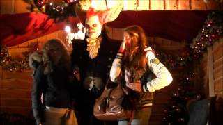 Halloween Fright Night 2012 Eddie De Clown Meet And Greet 28-10-12 (HD)