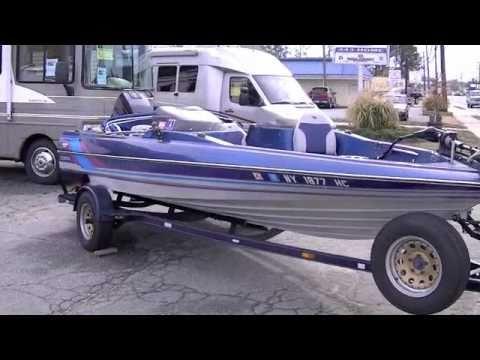 F 150 Cobra >> 1989 Bayliner Cobra 1804 FX - YouTube