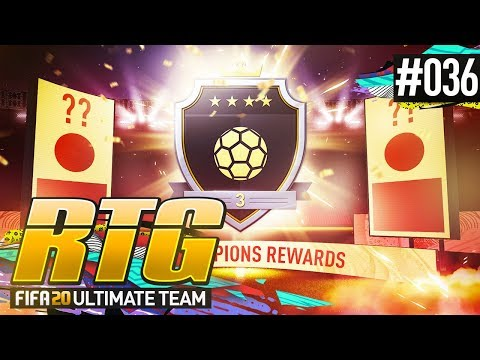 MY ELITE FUT CHAMPS REWARDS! - #FIFA20 Road to Glory! #36 Ultimate Team