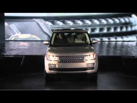 The All-New Range Rover Global Reveal Event - 06 September 2012