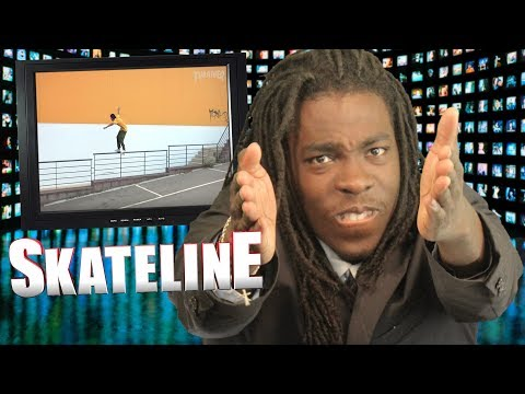 SKATELINE - 10 Y/O Hits El Toro, Louie Lopez Leaves Flip, Koston, Deedz, Guy Mariano