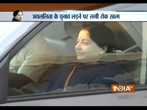 Jayalalitha may take oath as Tamil Nadu CM on May 17th