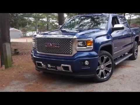 2015 GMC Sierra 1500 Denali - Quick Look!
