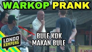 PRANK PAKAI BAHASA INGGRIS DI WARUNG KOPI 3!!!
