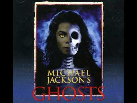 Michael Jackson - Ghost **lyrics** video