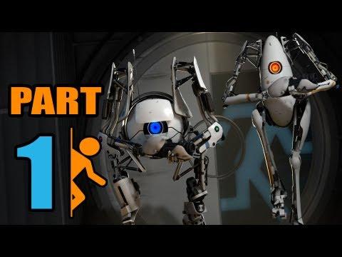 Portal 2 Coop Mode – Part 1