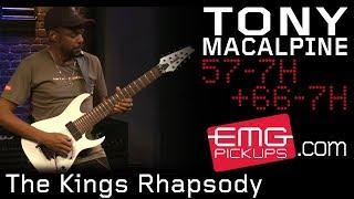 The Kings Rhapsody - Live