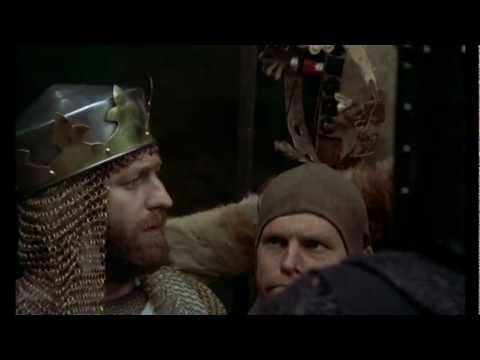 Monty Python's Holy Grail - The Black Knight Scene video