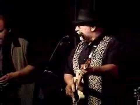 duke robillard live in paris october 2006