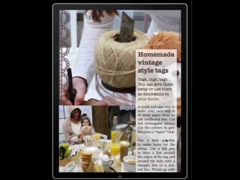 Creative publishing contest 2011 – VintageMum