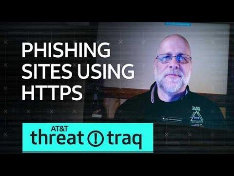 12/6/18 Phishing Sites Using HTTPS | AT&T ThreatTraq thumbnail