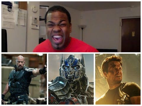 The Rock to Replace Mark Wahlberg in Transformers 5?!!