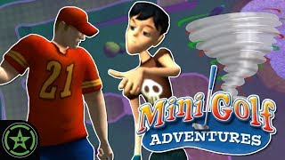 MISSION FAILED - 3D Ultra Mini Golf Adventures - Matt's Maps March | Let's Play