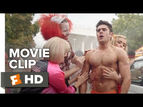 Neighbors 2: Sorority Rising Movie CLIP - Teddy Gets Oiled Up (2016) - Zac Efron Comedy HD