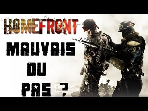 Si mauvais qu'on le dit Homefront ?