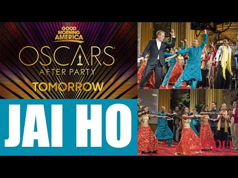 "NDM Bollywood Dance Productions - Good Morning America ""Jai Ho"" choreographed by Nakul Dev Mahajan"