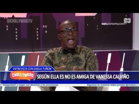 Según Gisela Tuñon, no es amiga de Vanessa Calviño