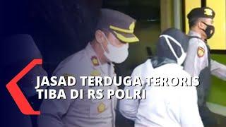 Tak Ada Komentar, Orangtua ZA Terduga Teroris Mabes Polri Datangi RS Polri Kramat Jati