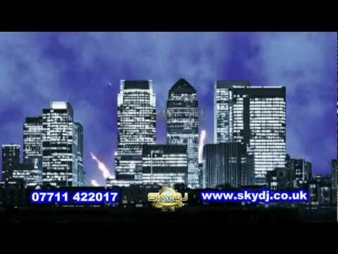 SkyDJ Bollywood Karaoke Advert - London Karaoke