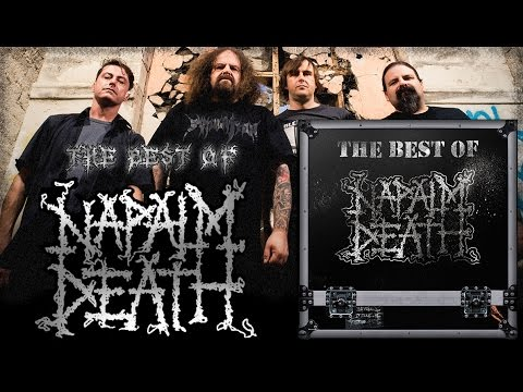 Download NAPALM DEATH - The Best Of Napalm Death (Compilation-2016)