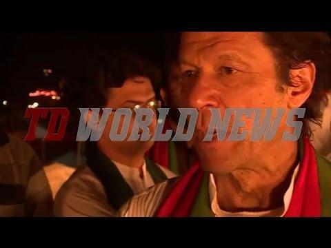 Imran Khan tells BBC: 'State terrorism took place'