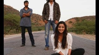 Alia bhatt New Film - HIGHWAY (On Location Photoplay)