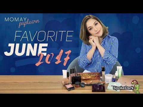โมเมพาเพลิน : My Favorite June 2017