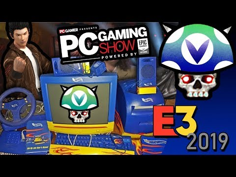 [Vinesauce] Joel - E3 2019: PC Game Show ( With Chat )