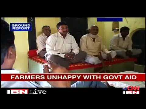 Budget yatra Vidarbha farmers unhappy with government aid Maharashtra
