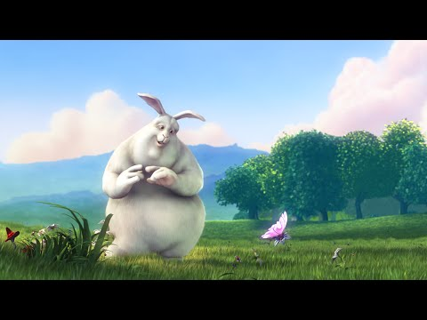 "Cartoon Film ""Big Buck Bunny"" - Full Movie"