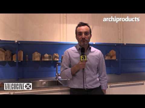 VALCUCINE | Daniele Prosdocimo - iSaloni 2014