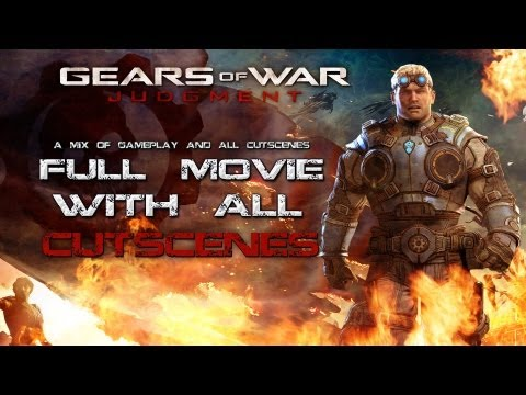GoW Judgment All Cutscenes Movie 1080p