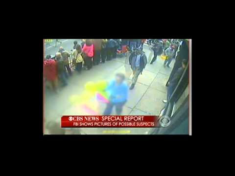 FBI presents suspect / patsy in Boston Bombing, diverts attention