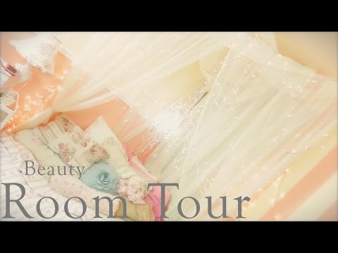 DIY Storage & Decorating Ideas / Beauty Room Tour Shabby Chic Style