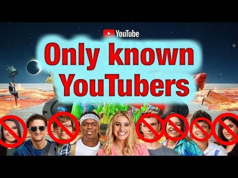 YouTube Rewind 2017 but without all the unknown YouTubers