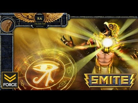 SMITE: RA (Gameplay)
