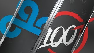 C9 vs 100 - Week 7 Day 1 | LCS Summer Split | Cloud9 vs. 100 Thieves (2019)