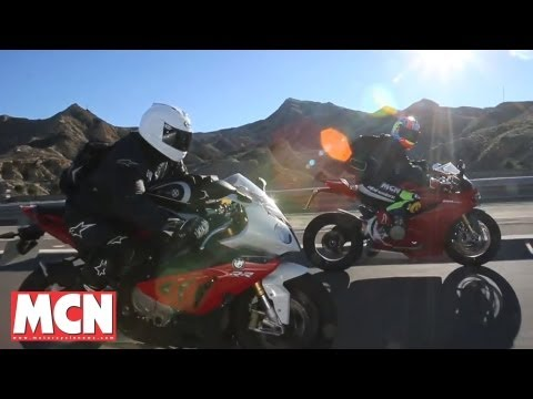 Ducati Panigale and BMW S1000RR to Africa - part one | TEST | Motorcyclenews.com