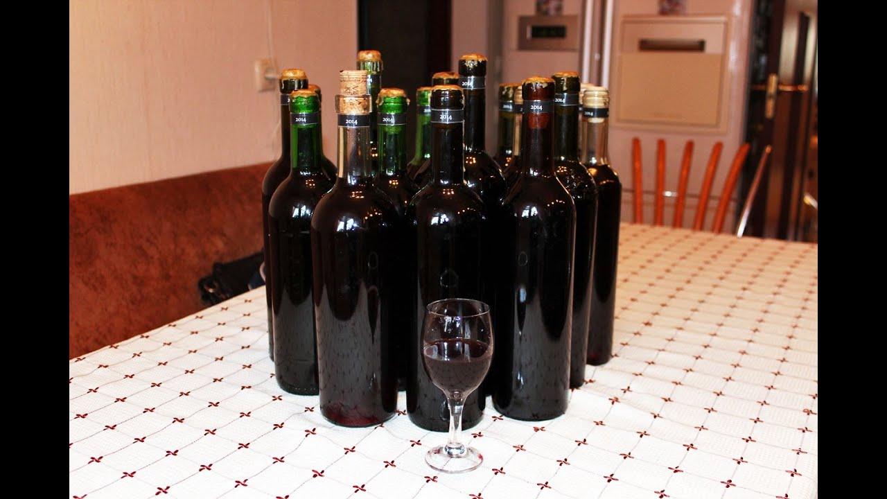 Домашние вина из вареньяы с фото