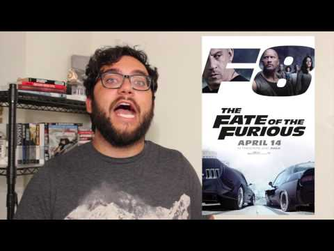 The Fate Of The Furious - Dir. F. Gary Gray REVIEW