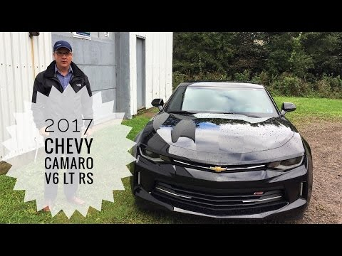 2017 Chevrolet Camaro Coupe V6 LT1 RS Road Test and Review | Pye Chevrolet Buick GMC