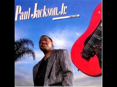 PAUL JACKSON JR. - MY LOVE'S FOR REAL