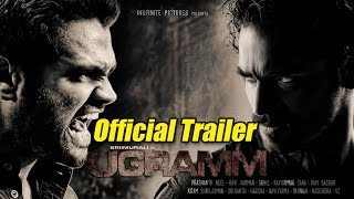 Ugramm Kannada Movie HD Trailer | Sri Murali, Haripriya, Tilak Shekar