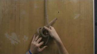 Knots & Knot-Tying Instructions : How to Tie a Double Bowline Knot